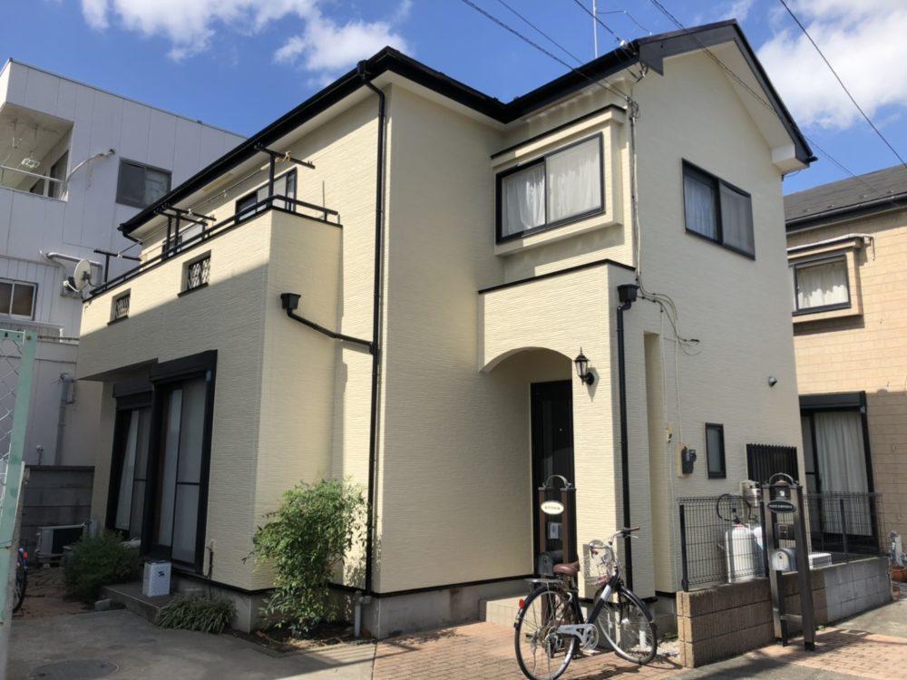 ビフォー・アフターから考える外壁塗装〜その②〜